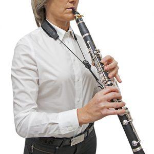 Correias para clarinete